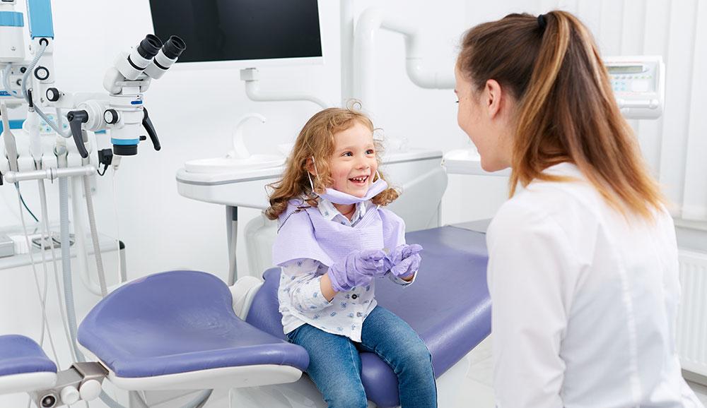 Child Dental Benefits Scheme in Maryborough