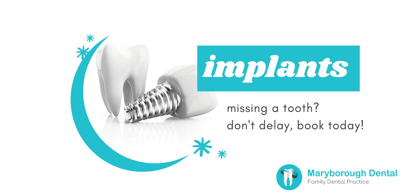 Dental Implants Maryborough
