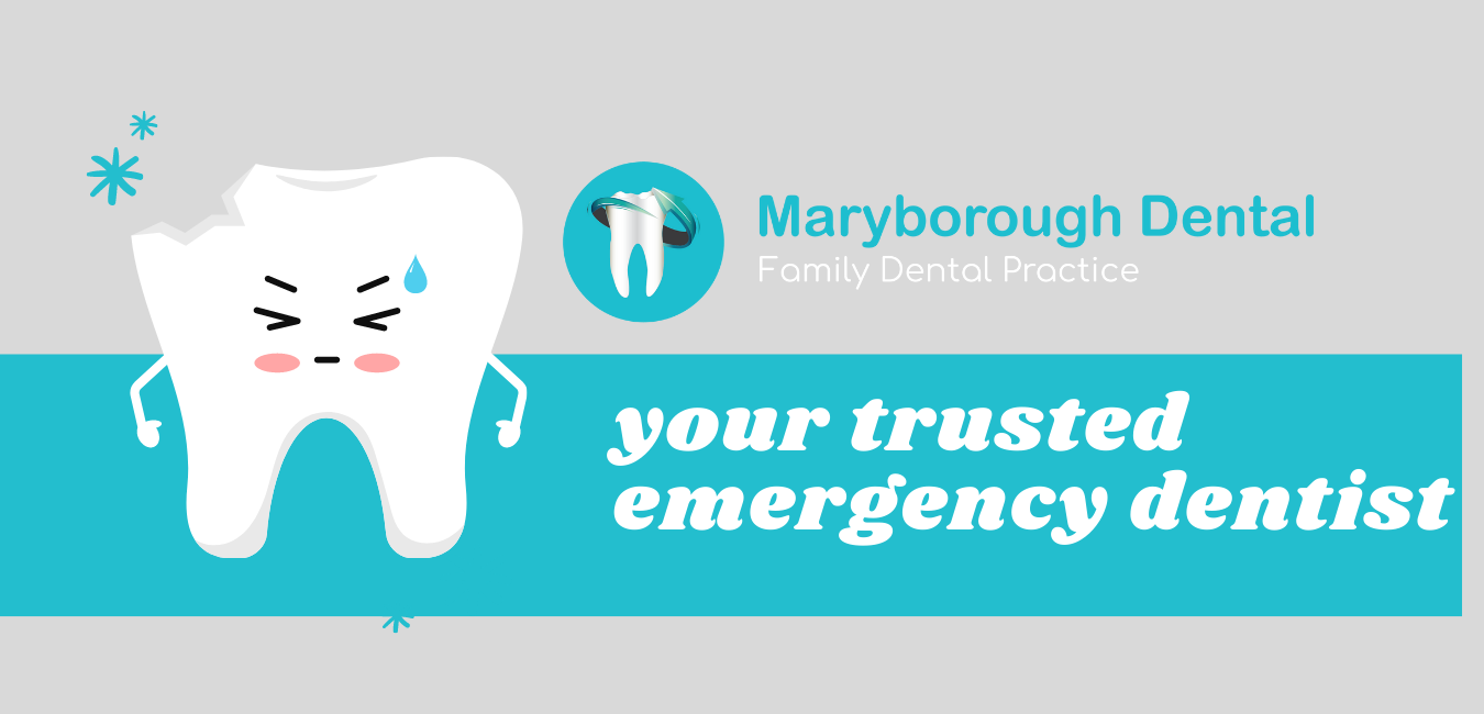 How to approach a dentist in an dental emergency